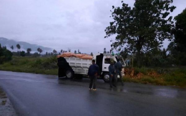 KLHK Amankan Hasil Tambang Ilegal dari Taman Nasional Lore Lindu Sigi