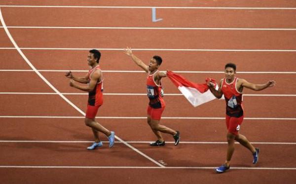 26 Atlet Indonesia Bakal Berlaga di Olimpiade Tokyo 2020