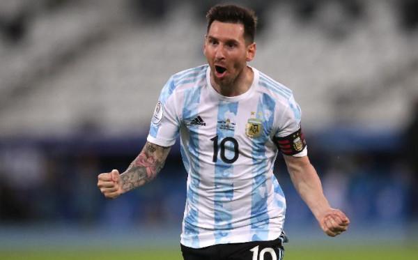 Messi Bikin Ronaldo Panas  Usai Dinobatkan Man Of The Match