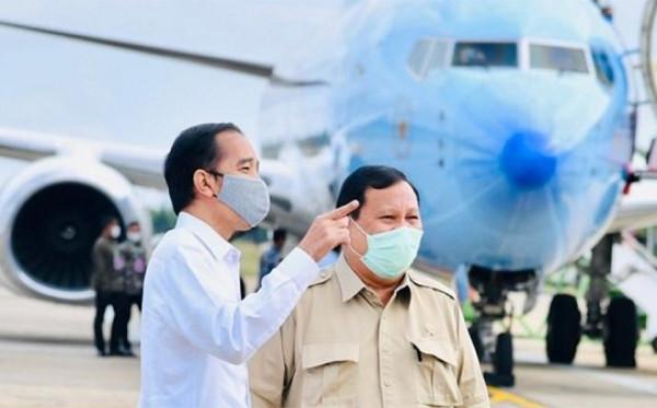 Survei SMRC: Mayoritas Pemilih Jokowi dan Prabowo Ingin Presiden Tetap 2 Periode