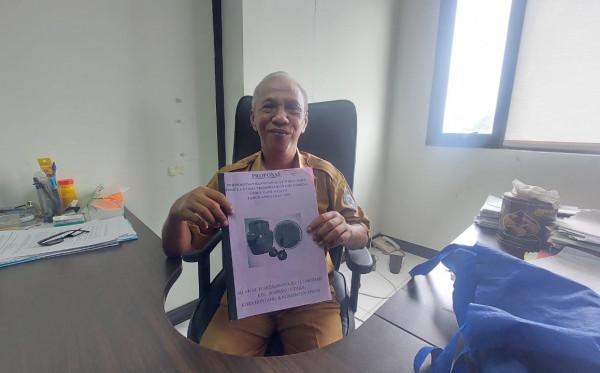 Diskop UKMP Bontang Kirim 95 Proposal Calon Penerima Bantuan Kewirausahaan Kementrian Koperasi dan UMKM