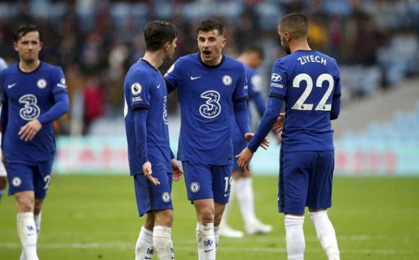 Perang Sesama Chelsea di Semifinal Euro 2020