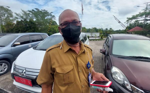Jabat Plt Camat Bontang Selatan, Baharuddin Bakal Evaluasi Program Penanganan Pandemi