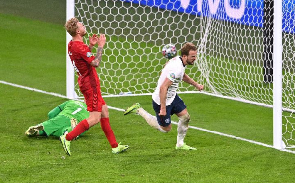 Salah Prediksi Bikin Inggris Kebobolan di Euro 2020