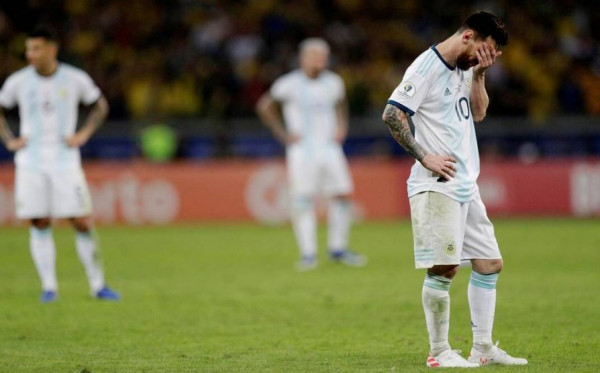 Bintang Kolombia Susul Top Skor Messi di Copa America 2021