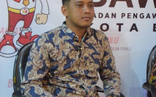 Aldy Atrian Resmi Gantikan Nasrullah Sebagai Ketua Bawaslu Bontang