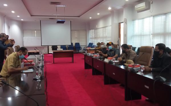Komisi III Kecewa, Dinas PUPRK Bontang Tak Hadiri Rapat Pembahasan Masterplan Banjir