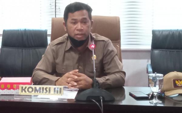 Amir Tosina Desak Kasus Pencurian Besi Peyangga Jembatan Masdarling Diusut Secepatnya