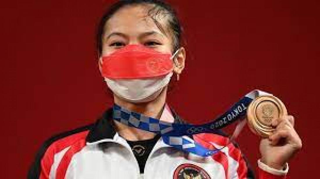 Berpeluang Naik Level, Medali Windy Aisah Bakal Berubah Jadi Perak