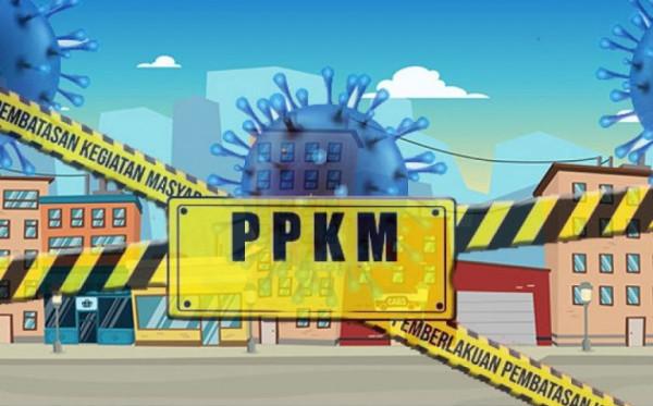 Simak! Instruksi Gubernur Pelaksanaan PPKM Level 4 dan PPKM Level 3 di Kaltim