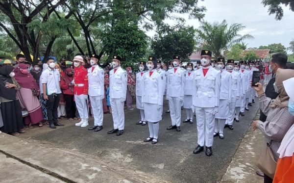 Pemkot Bontang Usulkan Rp 750 Juta untuk Apresiasi Pasukan Paskibraka