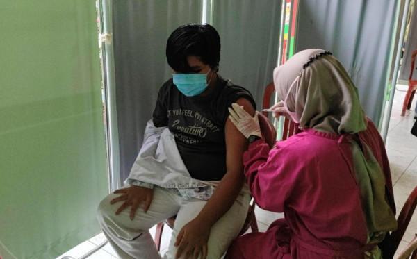 Vaksinasi Pelajar Digelar Perdana di Bontang, Wali Kota: 60 Persen Baru Bisa PTM