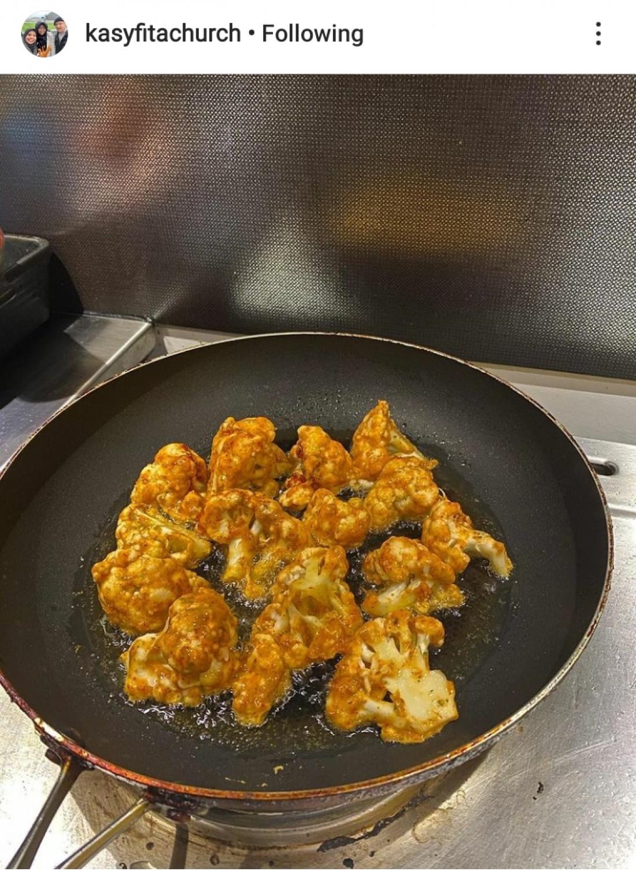 Gobi The Crispy Cauliflower