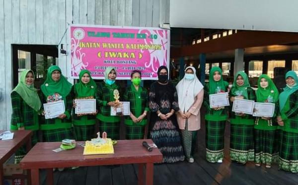 IWAKA : Untuk Wanita Kalimantan yang Beretika dan Berbudaya