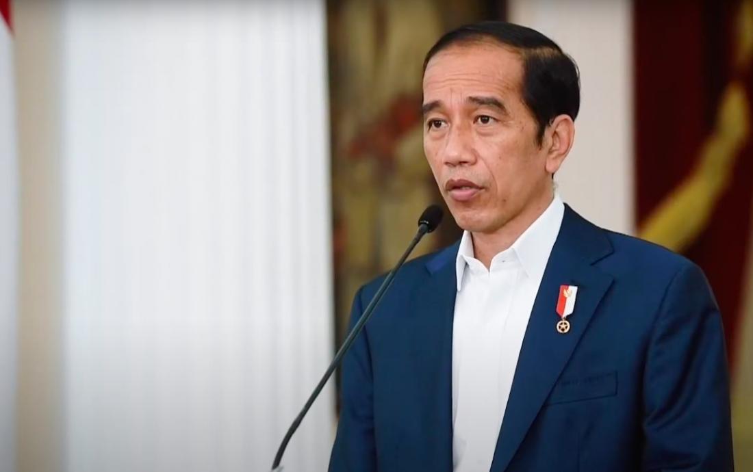 Presiden Jokowi Bagi-Bagi Sertifikat Tanah ke Masyarakat