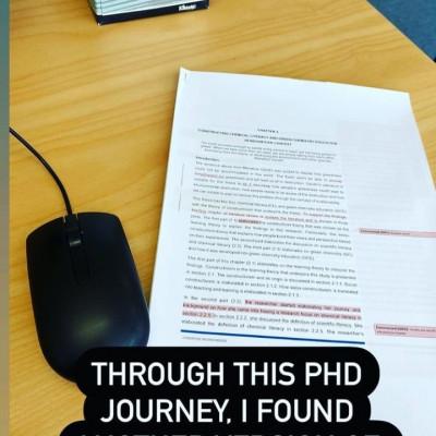 Diary of Auckland - Mendaki Puncak PhD