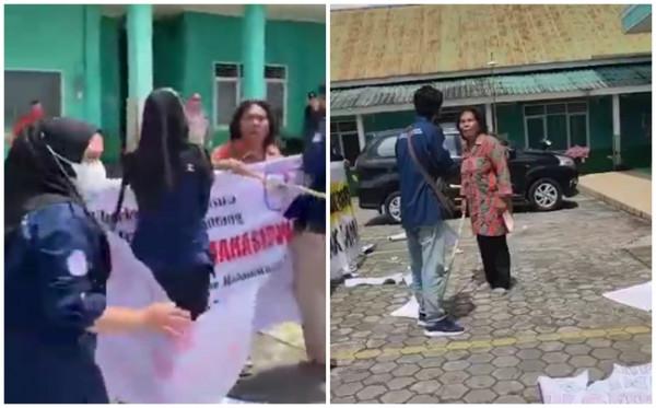 Tuntut Hak, Mahasiswa Unijaya Bontang Malah Dipukuli dan Dimaki Oknum Dosen