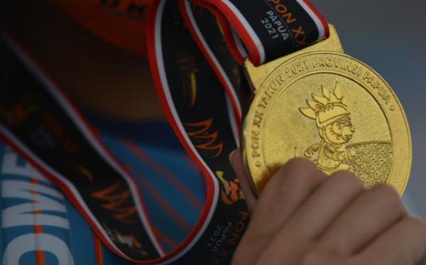 Ini Sejumlah Hadiah yang Dijanjikan untuk Peraih Medali PON Papua XX 2021