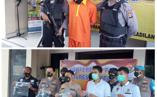Mantan Napi di Bontang Kembali Berulah dan Ditangkap Polisi