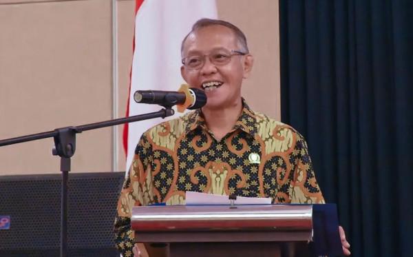 Hadiri Rakor Pengurus ADPSI, Muhammad Samsun Ingatkan Transparansi Pelaksanaan Reses