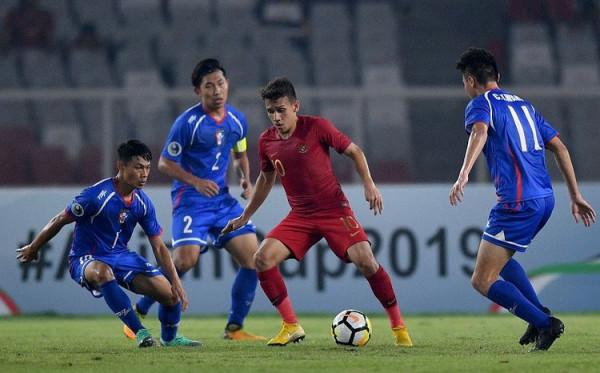 Taiwan Yakin Bakal Singkirkan Indonesia di Leg Kedua Piala Asia