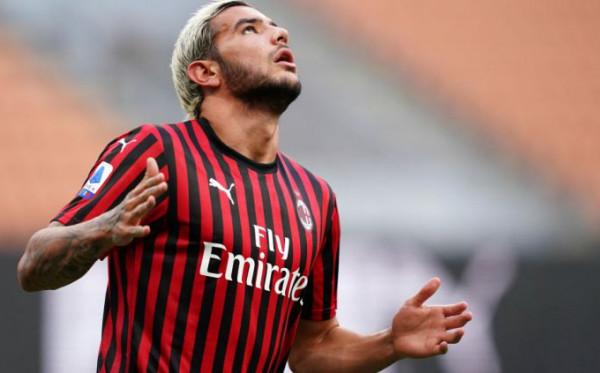 AC Milan Konfirmasikan Theo Hernandes Positif Covid-19