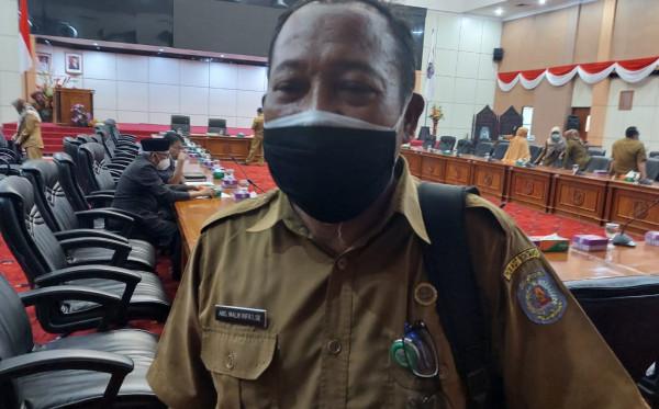 Diskop  UKMP Bontang Jamin Tak Akan Ada Lapak Kosong di Pasar Citra Mas Lok Tuan