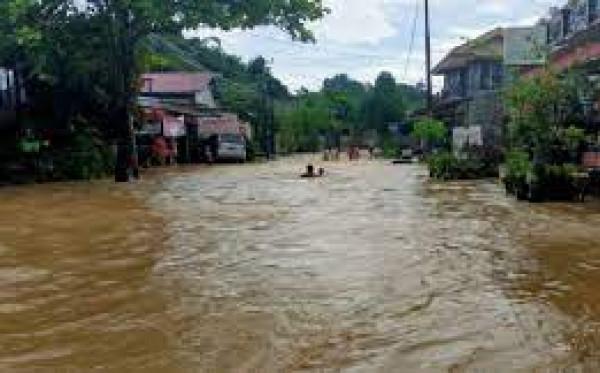 Banjir di Samarinda Bikin 9.444 Jiwa Terdampak