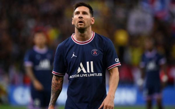 PSG Lagi Tegang, Messi Mau Icardi Pergi