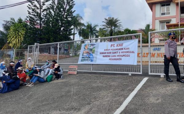 Dituntut Bayar Pesangon Pekerja Equator, KNE Sebut Aksi Salah Alamat