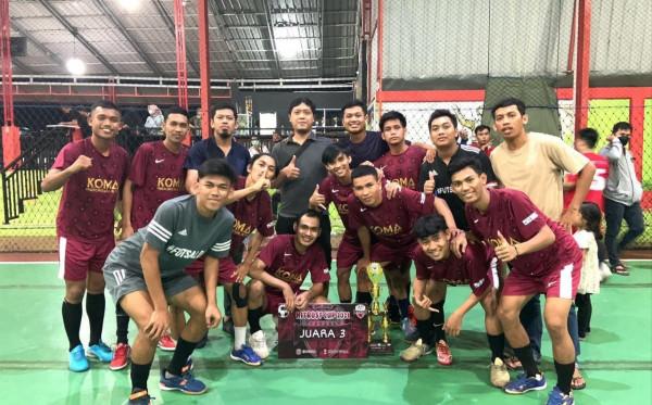 Kota Taman FC Siap Bertanding dalam Turnamen Futsal 360 di Samarinda