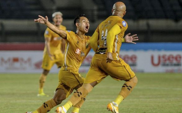Hasil Liga 1: Bhayangkara FC Depak Persib dari Puncak Klasemen Usai Bungkam Borneo